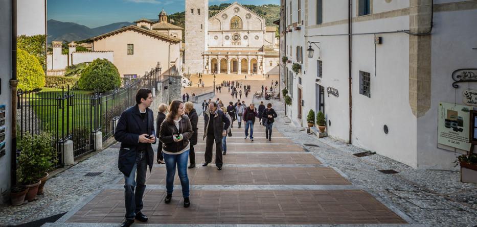 spoleto-turisti