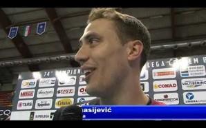 Volley: Sir Perugia batte Top Volley Latina 3-0