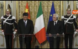 Xi Jinping a Roma. Domani la firma del memorandum sulla…