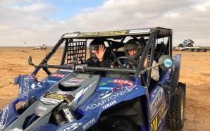 Africa Eco Race, il perugino Gianluca Tassi si piazza al…